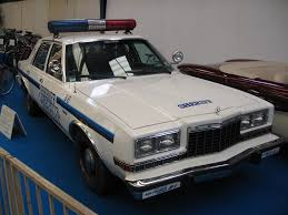 Sheriff Dodge From Lafayette Louisiana, At A Museum In Remes ...