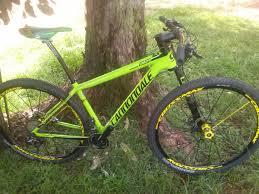 Bicicleta Cannondale F si Hi mod 1 Tam L 19 R$ 26 899 00 em