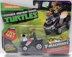 100 Tmnt Monster Truck TAS034485 2015 Viacom Teenage Mutant Ninja Turtles TMachines