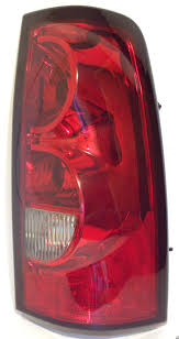 Right Tail Light Fits Chevy Silverado 04 - 07 Depo Truck Parts 335 ...
