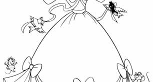 The Stylish And Also Beautiful Princess Coloring Pages Free Printable Regarding Really Encourage To Color An