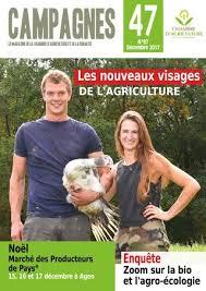 chambre agriculture 47 cagnes 47 décembre 2017 by chamre d agriculture de lot et
