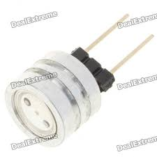 g4 1w 25 lumen blue light led car bulb 12v free shipping