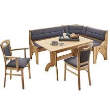 dkk klose gemütliche eckbankgruppe multistar bestehend aus einer eckbank sowie zwei stühlen und einem tisch ideal für ihr esszimmer