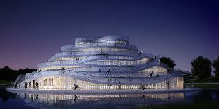 100 Jds Architects Chongming Bicycle Park JDS Media Photos And