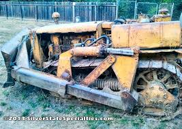 d4 cat dozer silver state specialties reference section 1942 caterpillar d4 5t