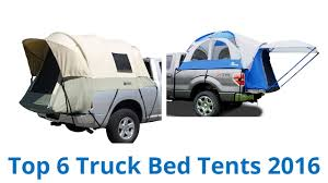 6 Best Truck Bed Tents 2016 - YouTube