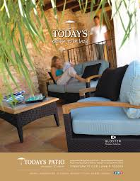 Gloster Plantation Collection Today s Patio Magazine Ad