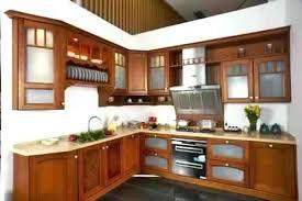 cuisine en bois daccoration de cuisine visualdeviance co
