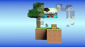 Minecraft Melon Seeds Pe by Skyblock Ep1 Dont Drop That Melon Seed Youtube