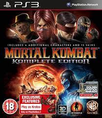 Mortal Kombat Arcade Machine Uk by Mortal Kombat Game Of The Year Edition Ps3 Amazon Co Uk Pc