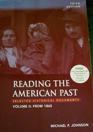100 Michael P Johnson Amazoncom Reading The American Ast Selected Historical Documents