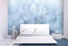 ökologisches schlafzimmer fototapete für schlafzimmer