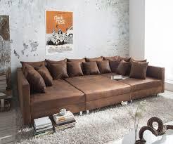 ينبهر نفذ عملاق ledercouch braun wohnzimmer