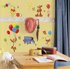 Winnie The Pooh Nursery Decorations by Amazon Com Roommates Rmk1498scs Pooh And Friends Peel U0026 Stick