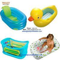 inflatable baby bath tub inflatable infant toddler bath tub