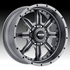 SOTA Offroad SPYK Anthra-Kote Custom Truck Wheels Rims - SOTA ... New 2015 Tuff At Wheels Allterrain Offroad Jeep Truck Suv Pin By Leo On Pinterest Offroad Trucks And Cars Winter Tires On The Off Road Wheel In Deep Snow Close Up Grid Titanium W Matte Black Lip 4pcs Rims Tyres For 110 Traxxas Road 1182 Custom Asanti Ab811 Satin With Milled Accents Rucci Forza 2pc Paint Inside Cali Switchback Dealr Automotive Lifted Lweight Honrsboardscouk