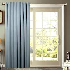 Sliding Door Curtains Sliding Door Drapes Medium Size Sliding