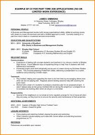 Dating Resume Fresh Resume Templats Inspirational Simple Job ...