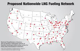Shell And TA To Build National LNG Fueling Network | Fleet Owner Truck Stops I Love Em Our Great American Adventure Semitrucks Filling Up With Mountains In The Background At Little Shorepower Technologies Locations Rearview The Heyday Of Mom And Pop Truck Usa Nevada Trucks Parking Lot Stop North America United Travelcenters Opens Retreading Facility Ohio Stops Near Me Trucker Path Stop Petro Shell Ta To Build Tional Lng Fueling Network Fleet Owner
