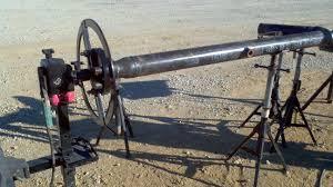 100 Pipeline Welding Trucks Long Mount Roll Out Wheel Custom Built Tools For