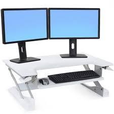 Kangaroo Standing Desk Imac by Adjustable Desktop Standing Desk Diy Computer Esnjlaw Com