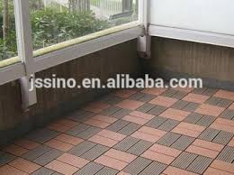 outdoor interlocking plastic floor tiles cheap composite decking