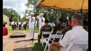 MWD Dingo Memorial Service June 10 2017 Jacksonville Pet
