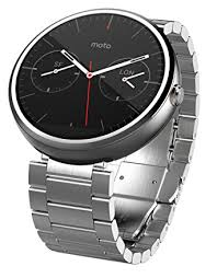 Amazon Motorola 1 56 Inch Moto 360 Smartwatch 23mm for