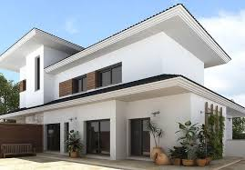 Modern House Fronts by Modern House Exterior Design Android Apps On Play