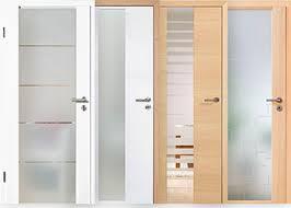 glastüren ganzglastüren und türen mit lichtausschnitte