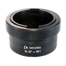 100 Krasnogorsk 2 And 16SP Lens To MFT Micro 43 Camera Mount Adapter With Bayonet Nut