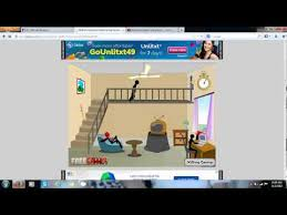 Stickman Death Living Room by Walkthrough Stickman Death Living Room