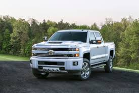 Review: The 2017 Chevrolet Silverado 2500 High Country Is A Good ...