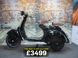 Bike Of The Day Piaggio Vespa 150