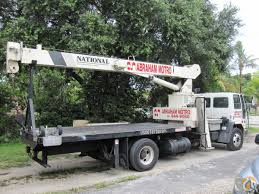 15-TON NATIONAL BOOM TRUCK CRANE FOR SALE Crane For Sale In Miami ...