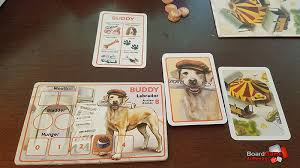 A Dogs Life Board Game Buddy