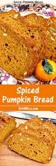 Nordic Ware Pumpkin Loaf Pan Recipe by Spiced Pumpkin Bread Roti N Rice