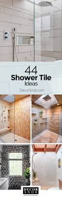 44 Best Shower Tile Ideas And Designs For 2019 Good Looking Small Bathroom Bath Ideas Bathrooms Half Design Without Piece Enclosure Trim Enchanting Panels Options Surround 8 Top Trends In Tile For 2019 Home Remodeling Shower Wall For Tub 59 Simply Chic Floor And Designs Apartment Therapy 15 Cheap Remodel Light Grey Tiles Best Beautiful Tiling A Shower Wall Travertine Tile Paint 10 Of The Most Exciting How To Install Howtos Diy