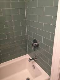 4x12 Subway Tile Spacing by Seaside Blue 4x12 Glass Subway Tiles U2013 Rocky Point Tile Glass