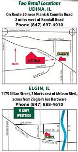 Elgin Il Christmas Tree Farm by Klein U0027s Quality Produce Is A Farm And Garden Market With Two