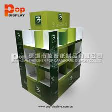Portable T Shirt Floor Display Stand Pallet For Dress