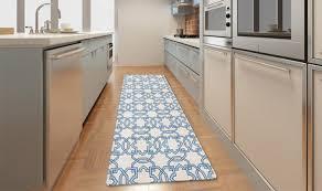 tapis de cuisine lavable machine cuisine naturelle