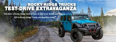 Rocky Ridge Custom Trucks And Jeeps | Myrtle Beach Chrysler Jeep