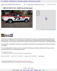 100 Portland Craigslist Cars And Trucks By Owner For 2000 Find Out How Soon