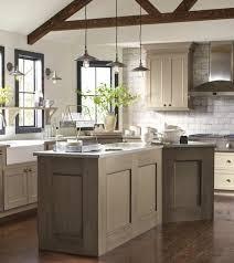 modele de cuisine blanche cuisine taupe 51 suggestions charmantes et très tendance