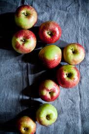 Tartelette Rustic Apple Tart With Hemp Seed Crumb Topping