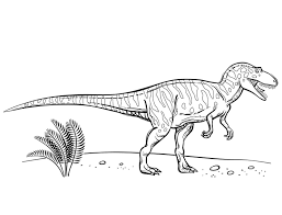 Free Printable Dinosaur Coloring Pages For Kids With Of Dinosaurs Preschoolers