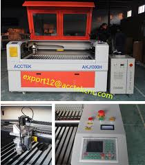 1390 co2 cnc sheet metal cutting machine for sale laser wood and