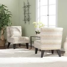best white chair living room affordable farmhouse style accent